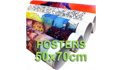 Poster 50 x 70