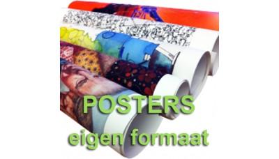 Poster Eigen Formaat